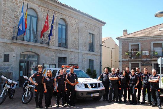 Presentación Protección Civil Valdemorillo