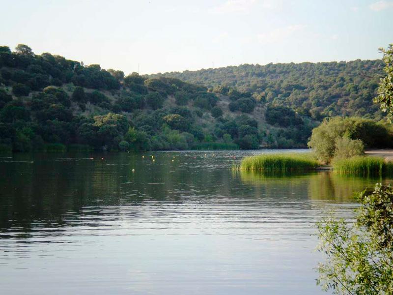 Ribera del Pantano de Cerro Alarcón